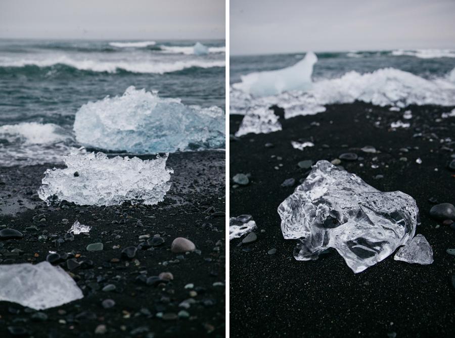 diamond beach islandia