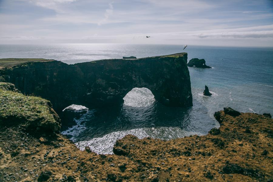 islandia dyrholaey blog podrozniczy