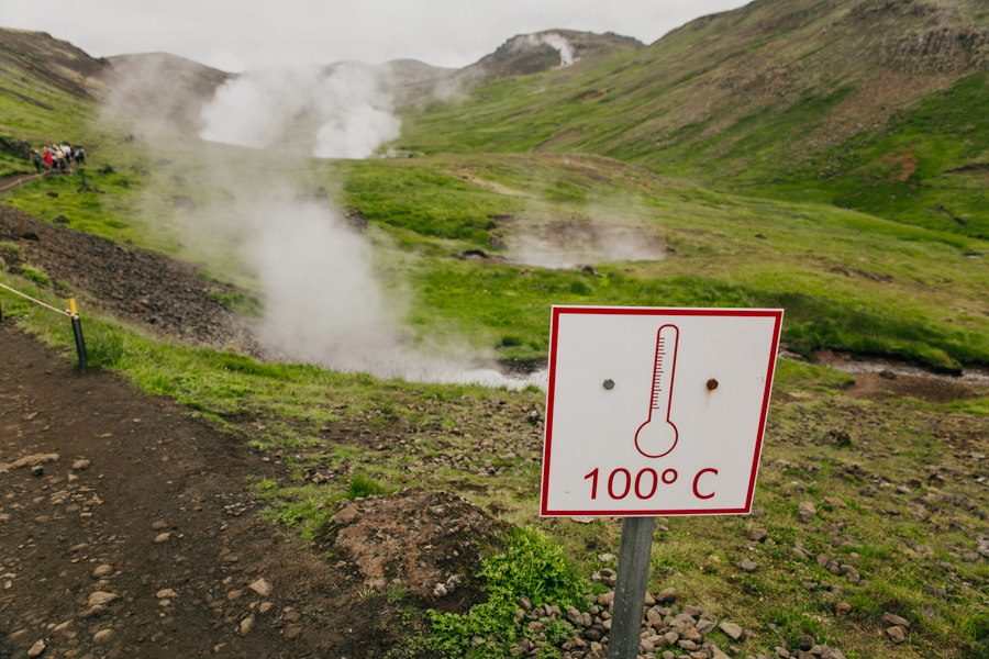 hveragerdi islandia