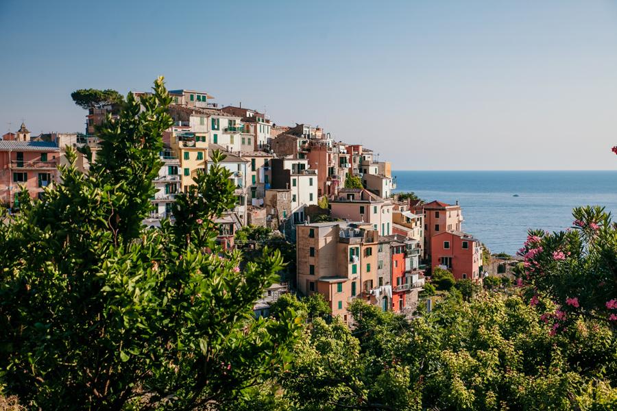 cinque terre blog podróżniczy