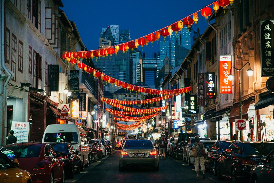 Singapur blog